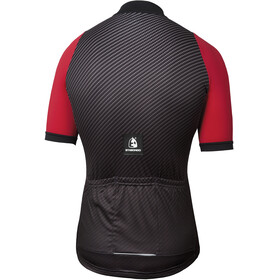 Etxeondo Carbono SS Jersey Men Black/Red